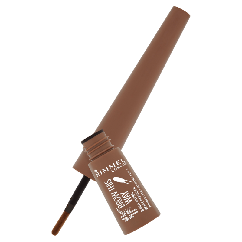 Rimmel Brow This Way - Shake Filling Eyebrow Powder