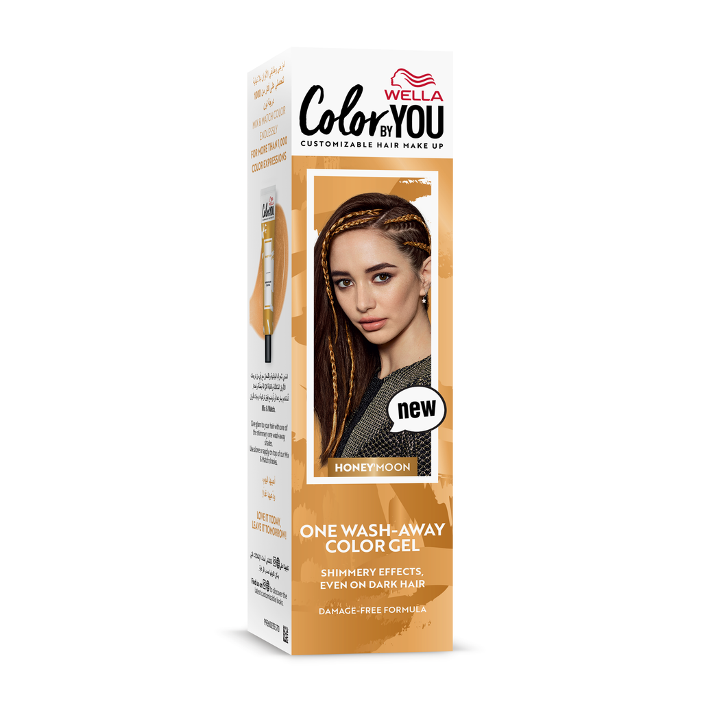 Wella Color by You One Wash-Away Hair Color Gel