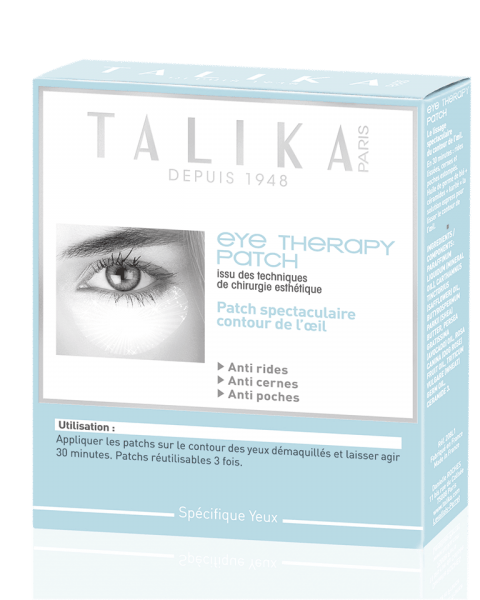 Talika Eye Therapy Patch - Reusable Instant Smoothing Patches