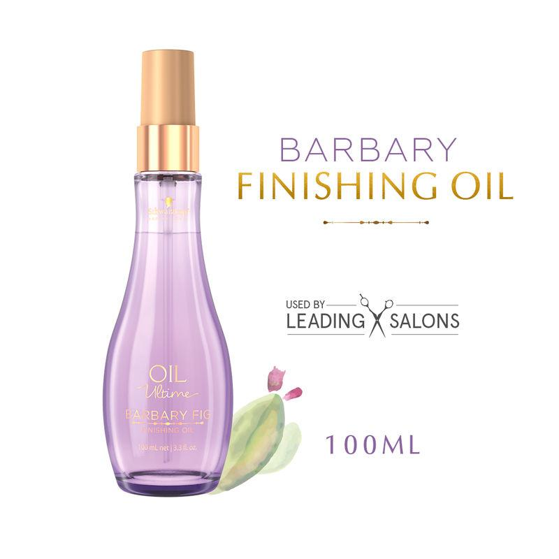 Schwarzkopf Professional Oil Ultime Barbary Fig Finishing Oil 100ml