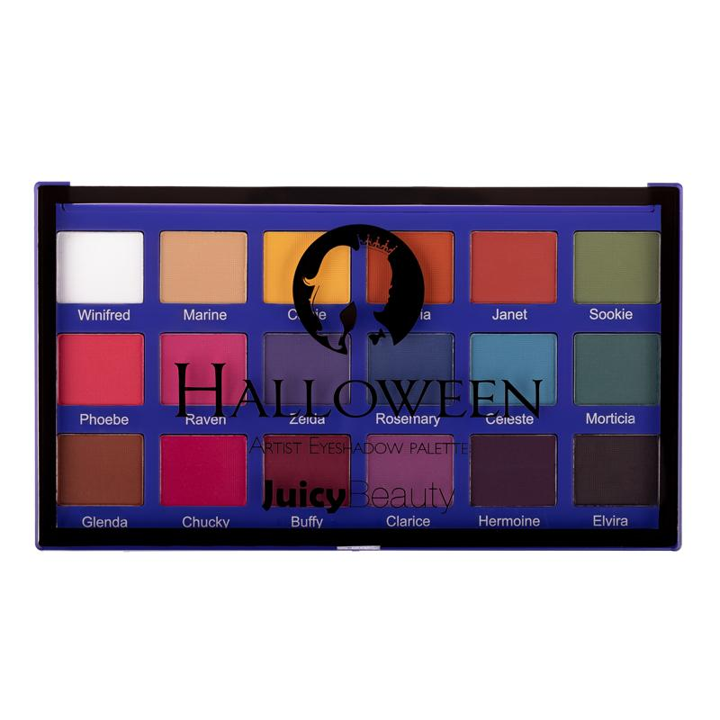 Juicy Beauty Halloween Eyeshadow Palette