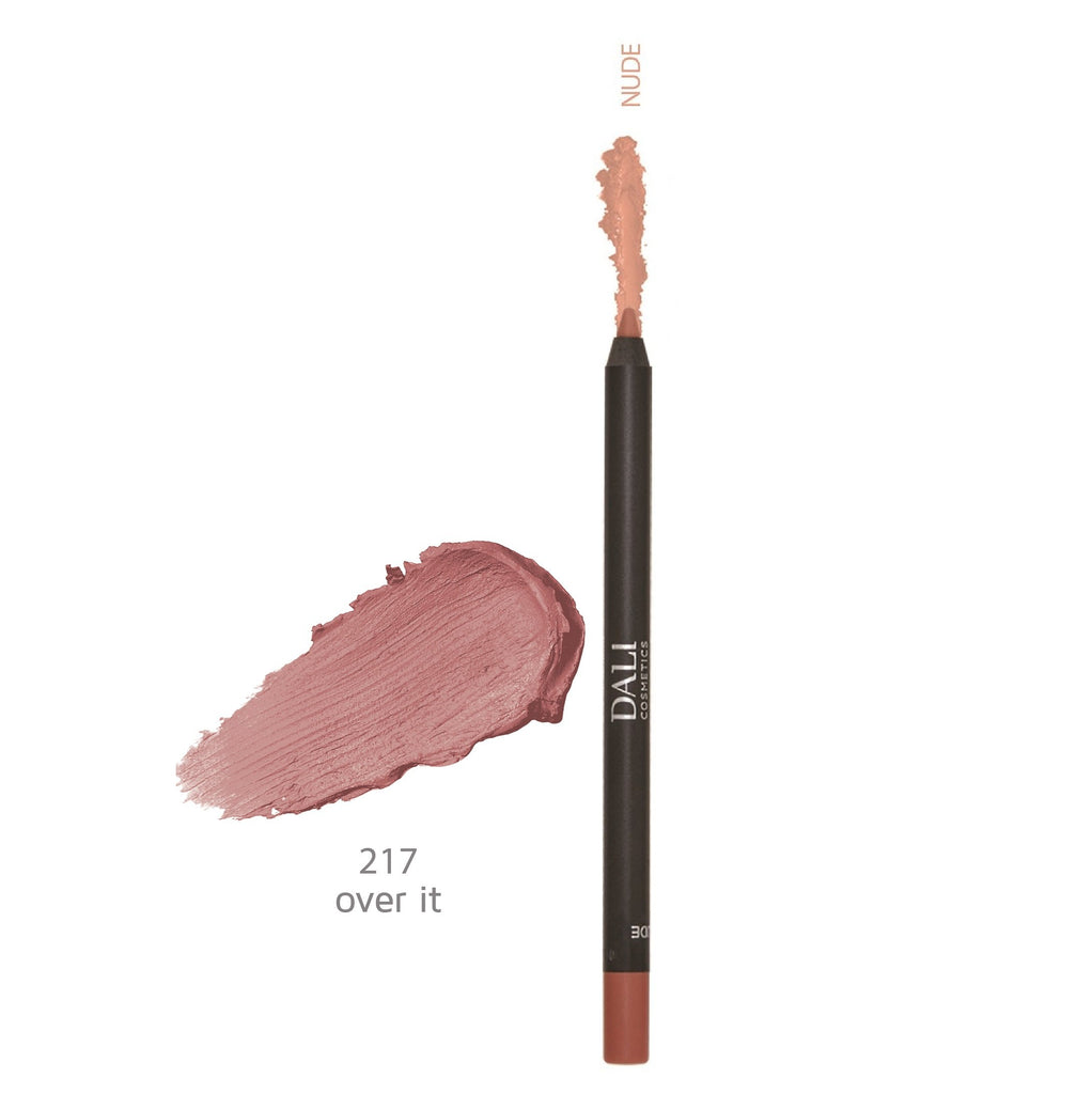 Dali Cosmetics Mother's Day Special: Matching Lipstick and Lipliner Kit
