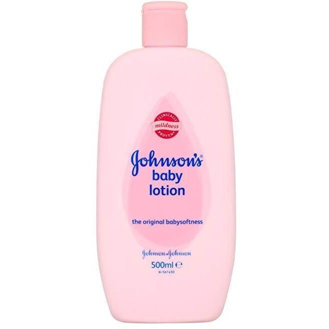 Johnson's Baby Lotion Cleanser