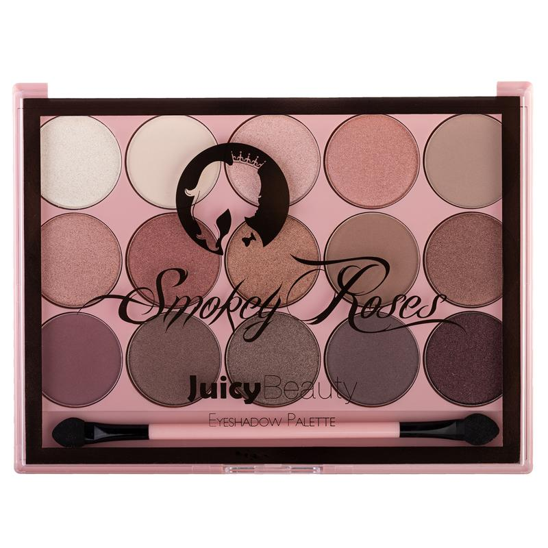 Juicy Beauty Smokey Roses Eyeshadow Palette