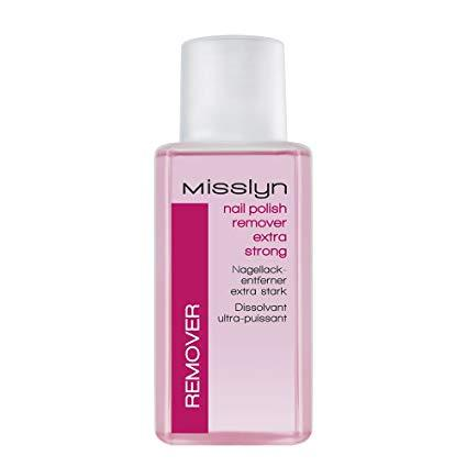 Misslyn Nail Polish Remover Extra Strong