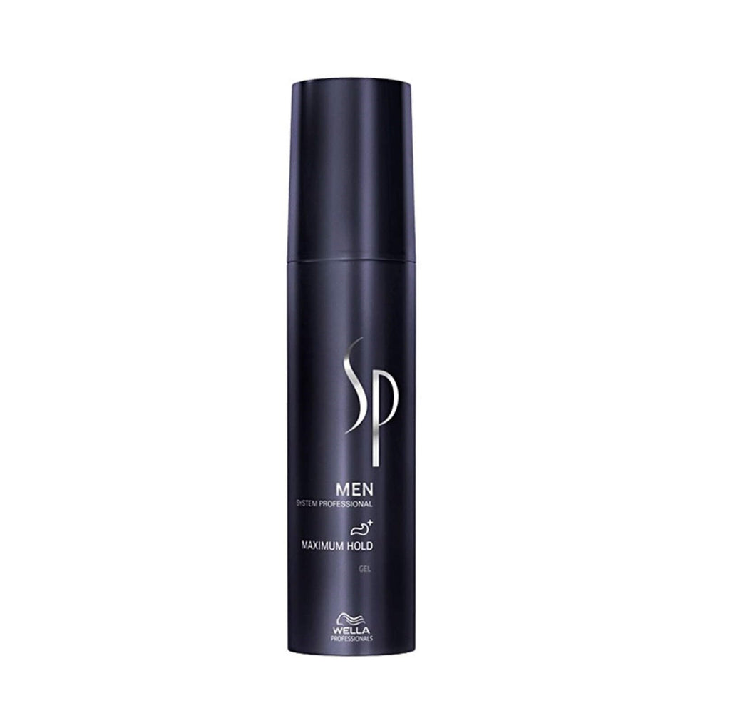 Wella System Professional Men Maximum Hold Styling Gel