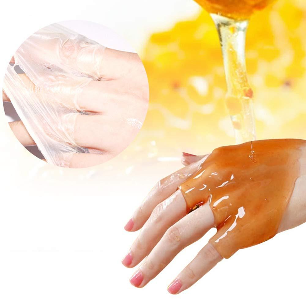 Bioaqua Moisturizing Hand Gentle Wax - Natural Honey & Milk