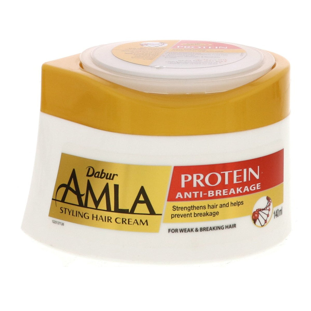 Dabur Amla Hair Fall Therapy Protein Hair Cream - 140ml