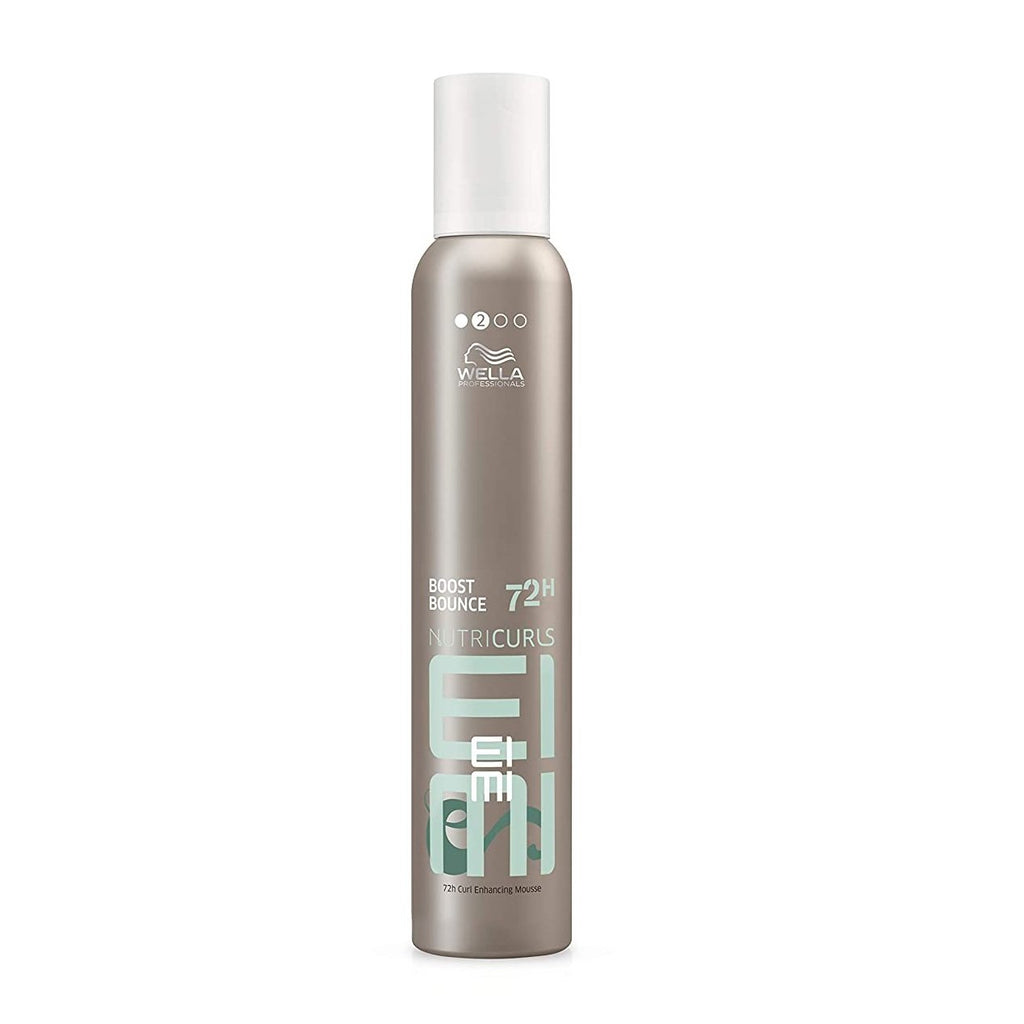 Wella Professionals Eimi Boost Bounce Curly Hair Mousse 72Hr Hold