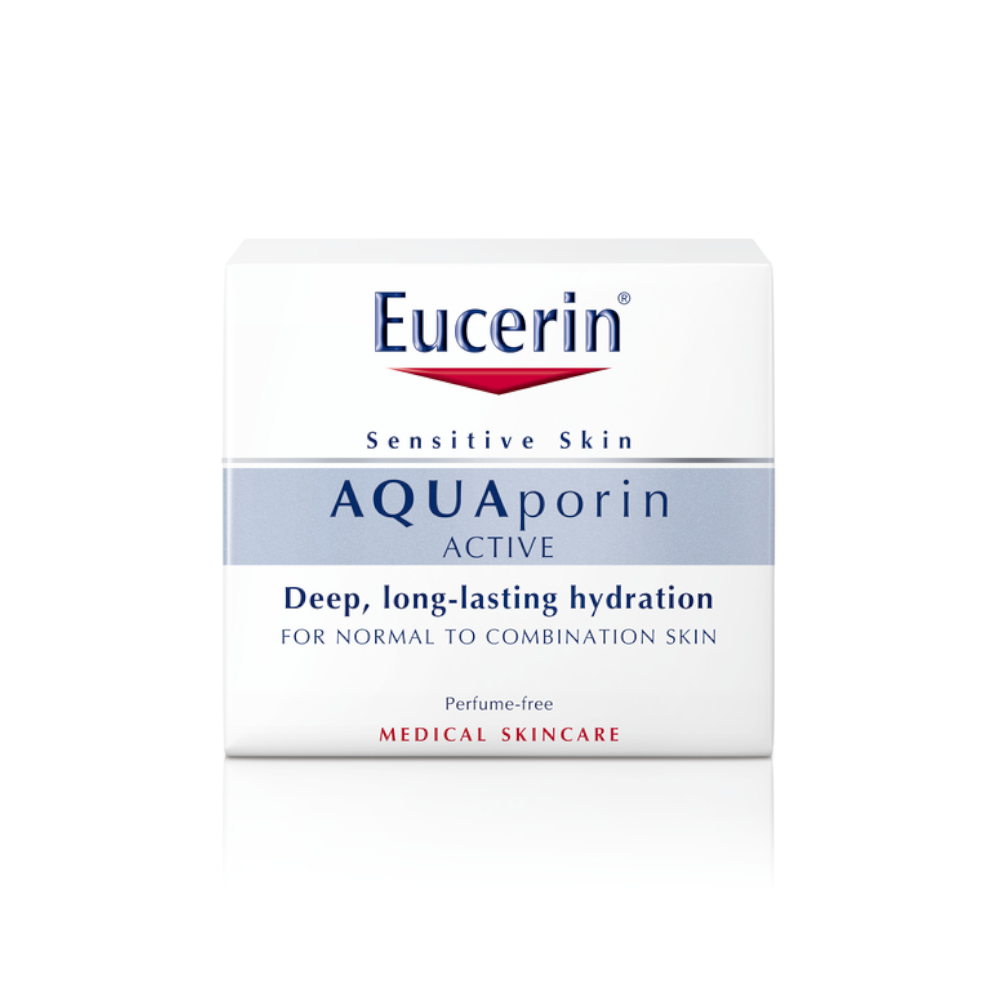 Eucerin Aquaporin Active Hydrating Day Cream for Normal to Combination Skin