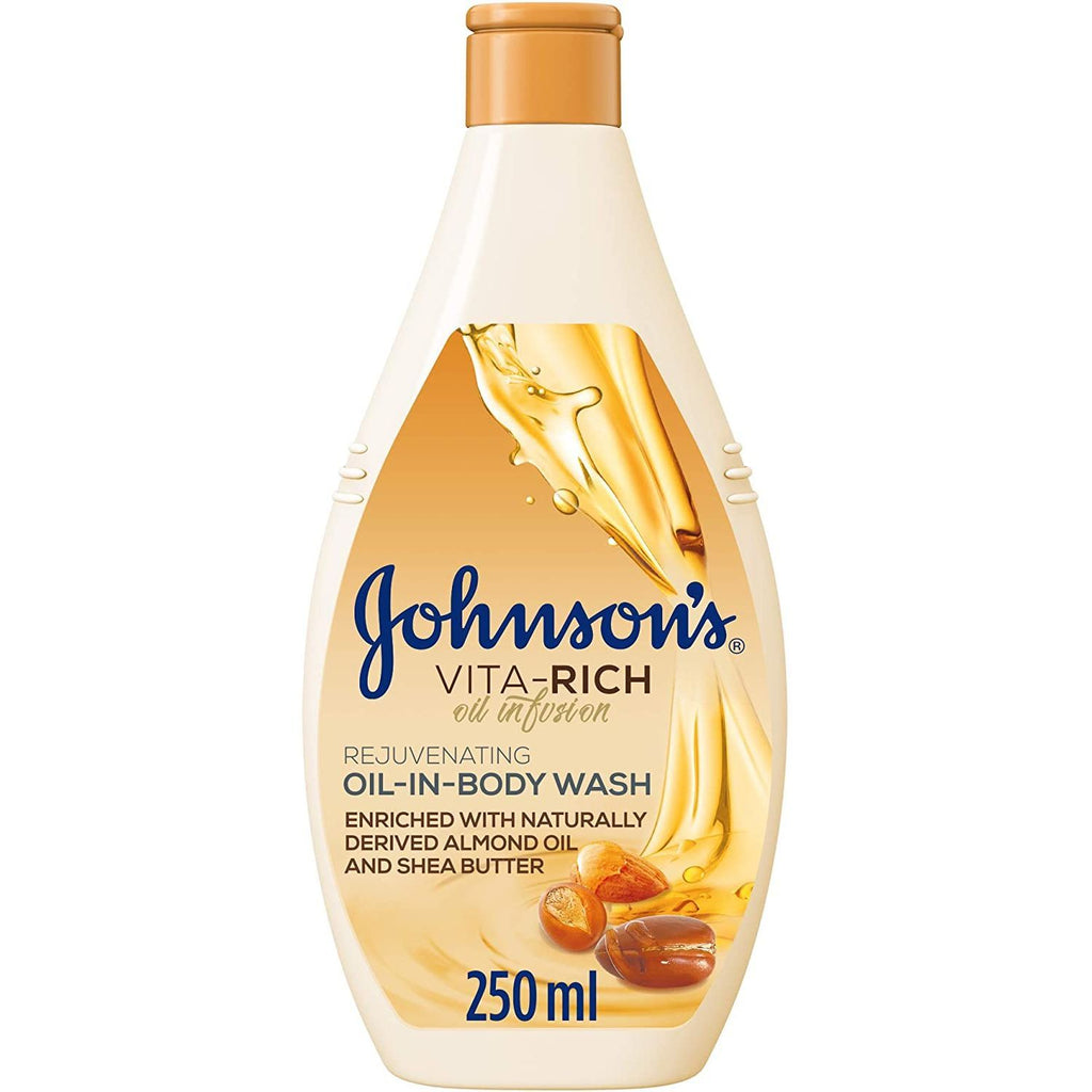 Johnson's Vita Rich Oil Infusion Body Wash