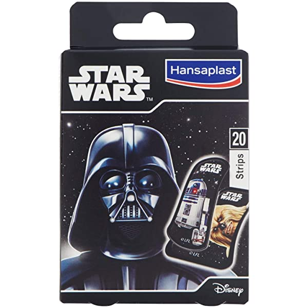 Hansaplast Star Wars Plasters - 20 Units