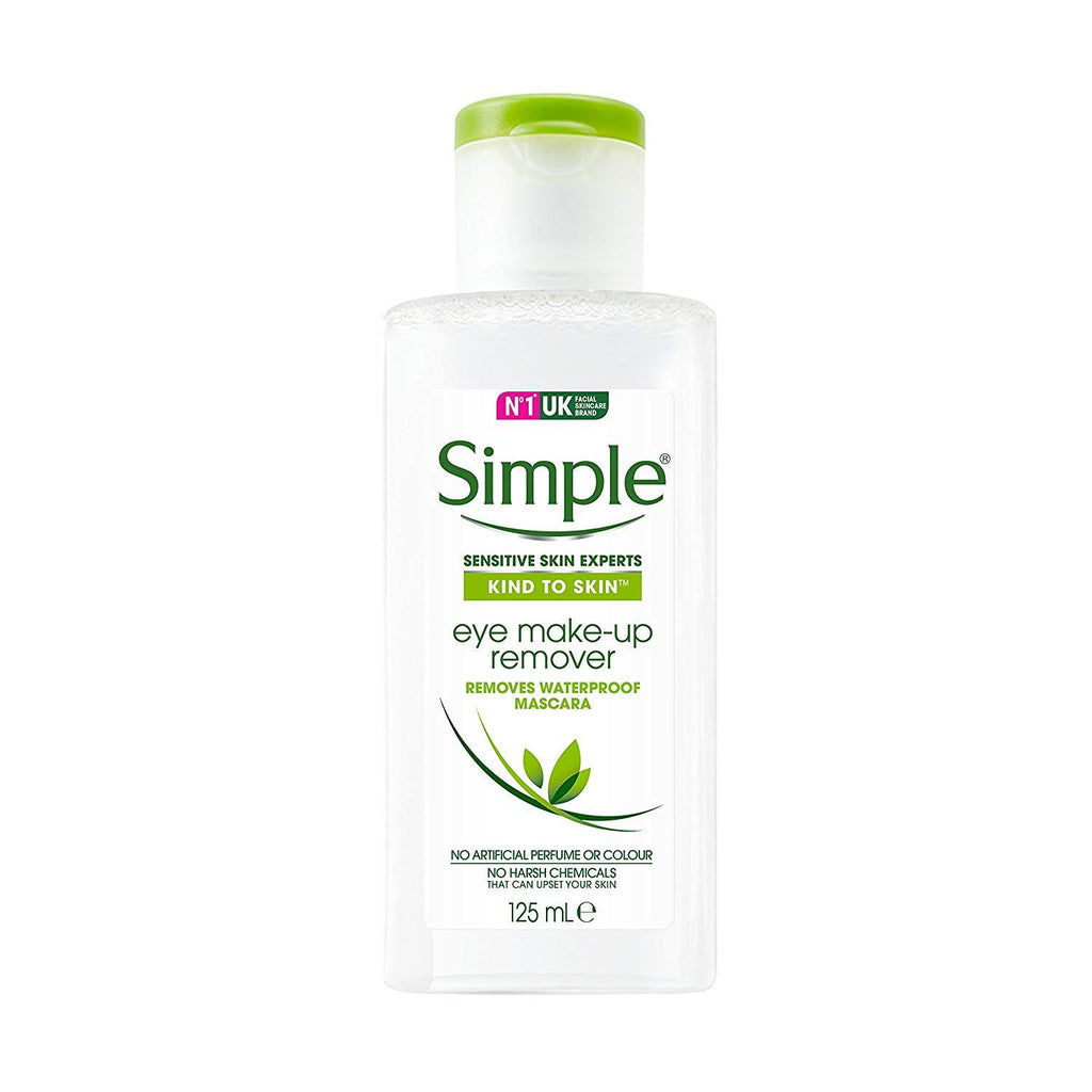 Simple Kind To Eyes Eye Make Up Remover 125ml