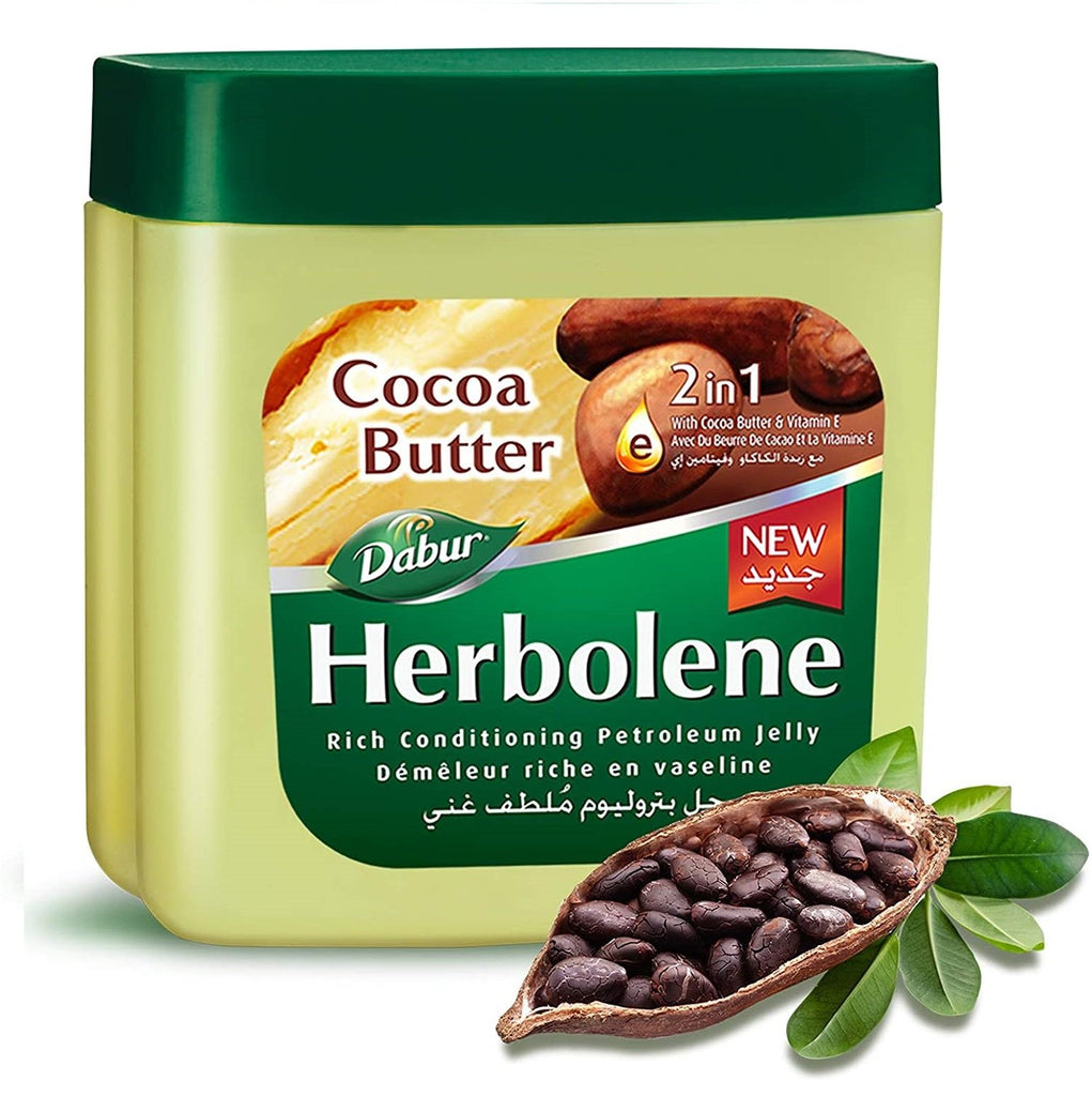 Herbolene Cocoa Butter Petroleum Jelly - 225ml