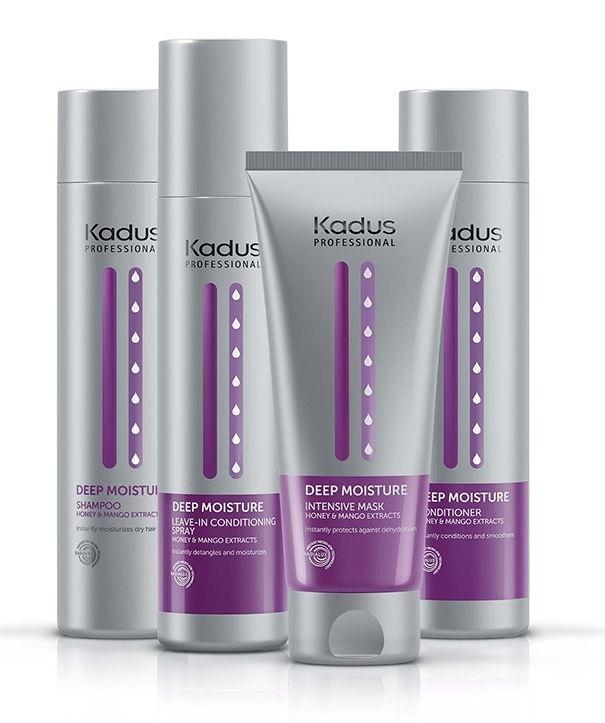 Kadus Professional Deep Moisture Leave Conditioning Spray 250ml - for Dry Hair