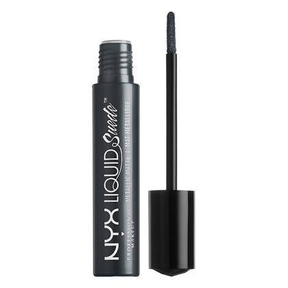 Discontinued - NYX Professional Makeup Liquid Suede Metallic Matte Lipstick