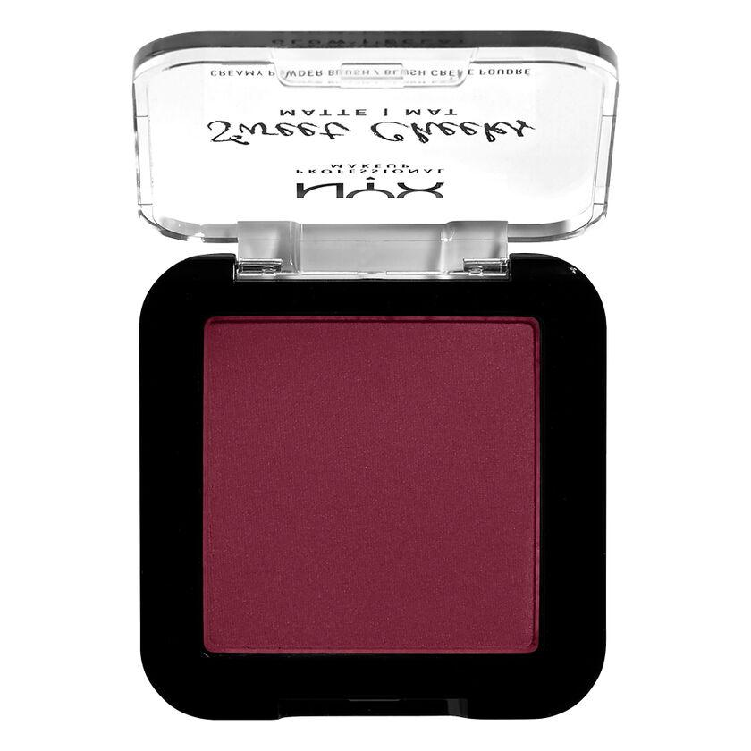 NYX Professional Makeup Sweet Cheeks Creamy Powder Blush Matte