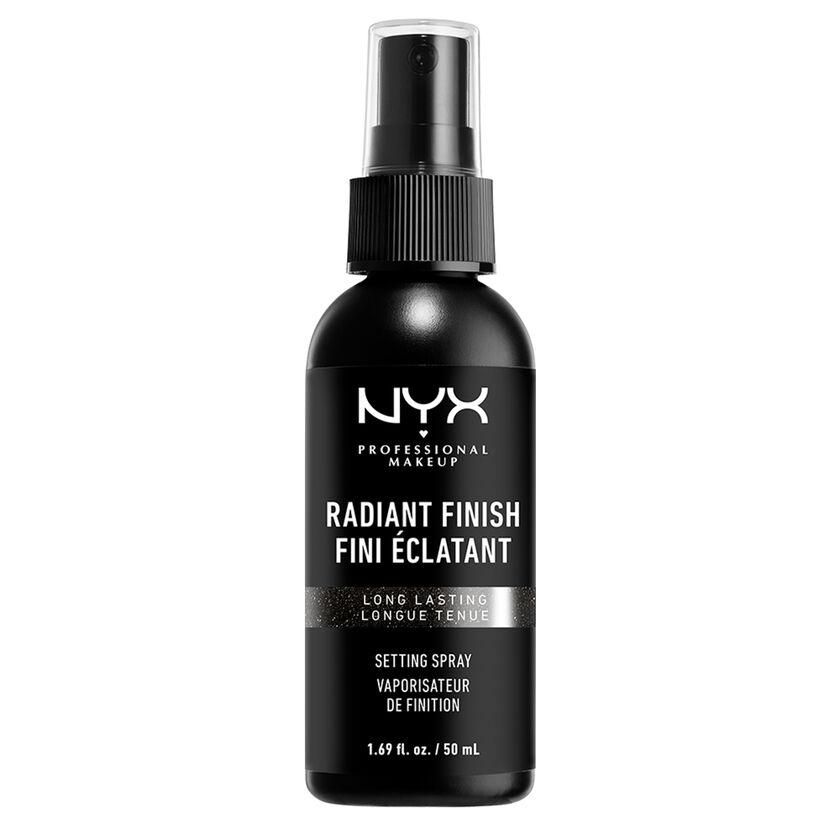 NYX Professional Makeup Radiant Finish Setting Spray