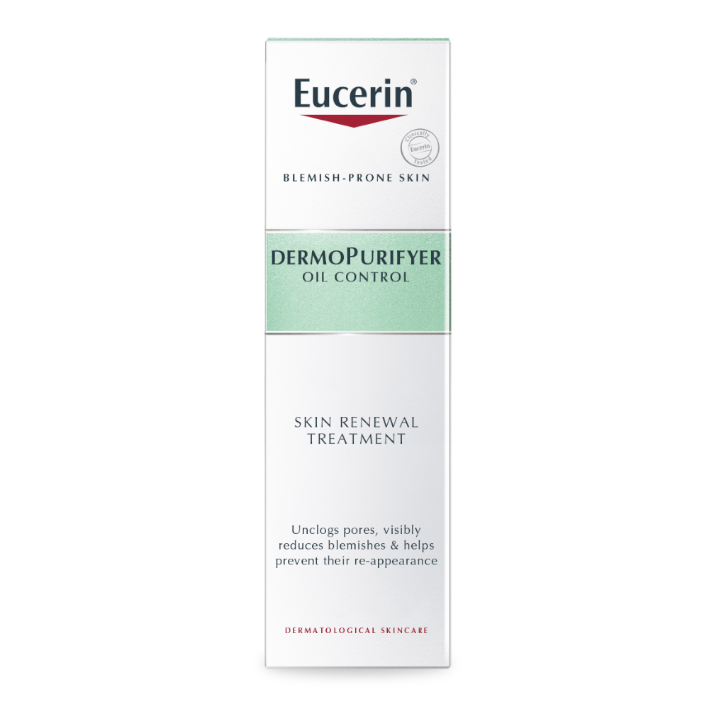 Eucerin DermoPurifyer Acne-Prone Skin Renewal Treatment