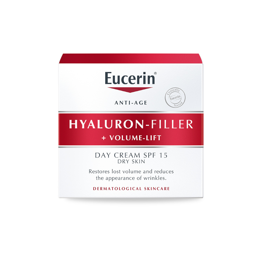 Eucerin Hyaluron-Filler + Volume Lift Day Cream
