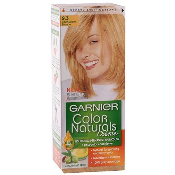 Garnier Color Naturals 9.3 - Golden Blond