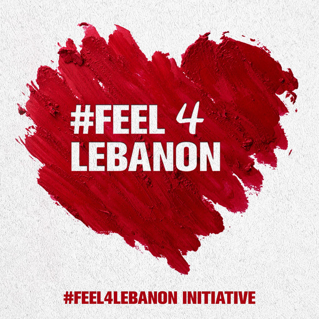 #Feel4Lebanon Arc En Ciel x Feel22 - Rebuild Beirut - Donation Voucher