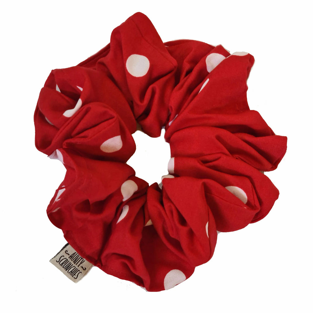 Aunty Scrunchies Hair Scrunchies Dotty