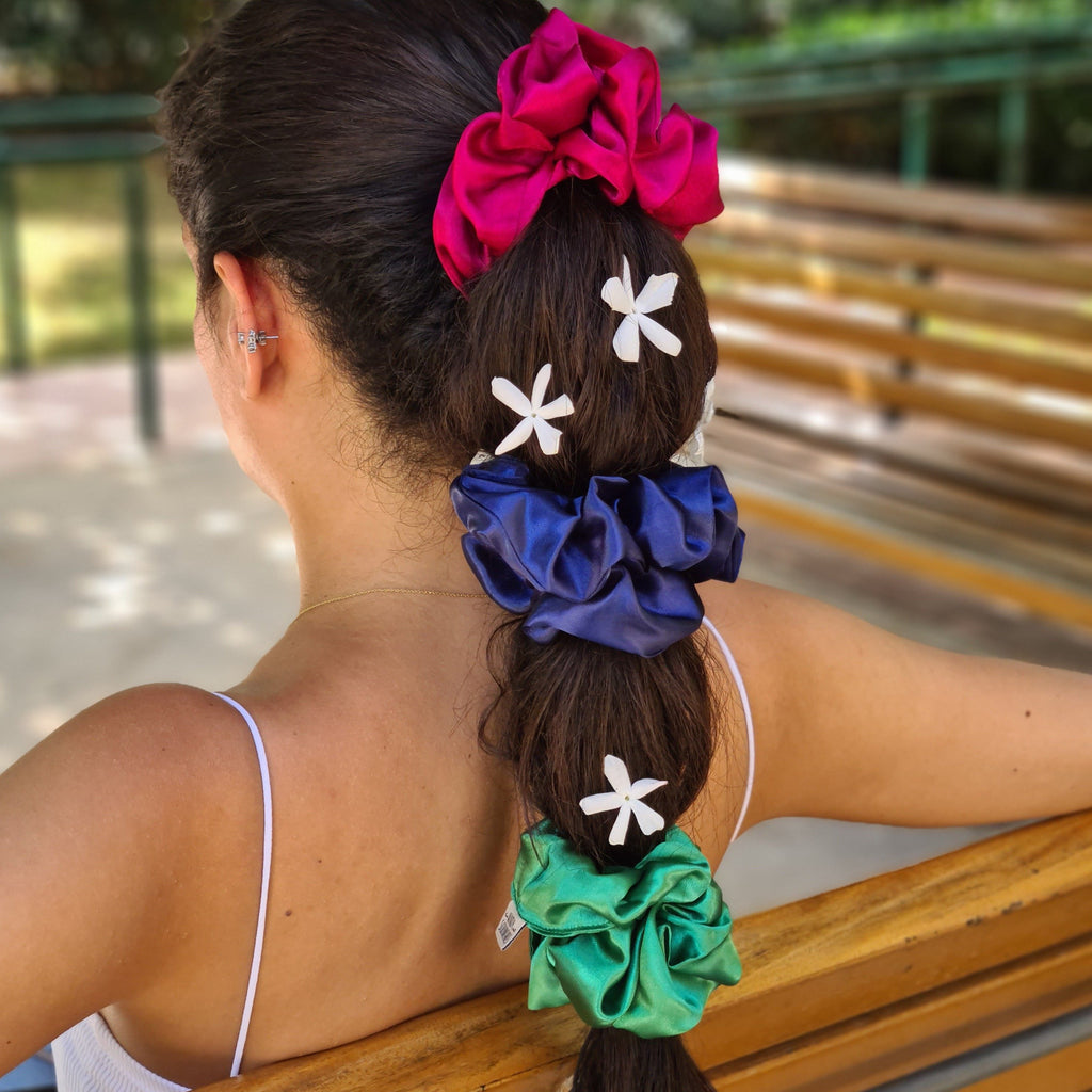 Aunty Scrunchies Hair Scrunchies Shine On