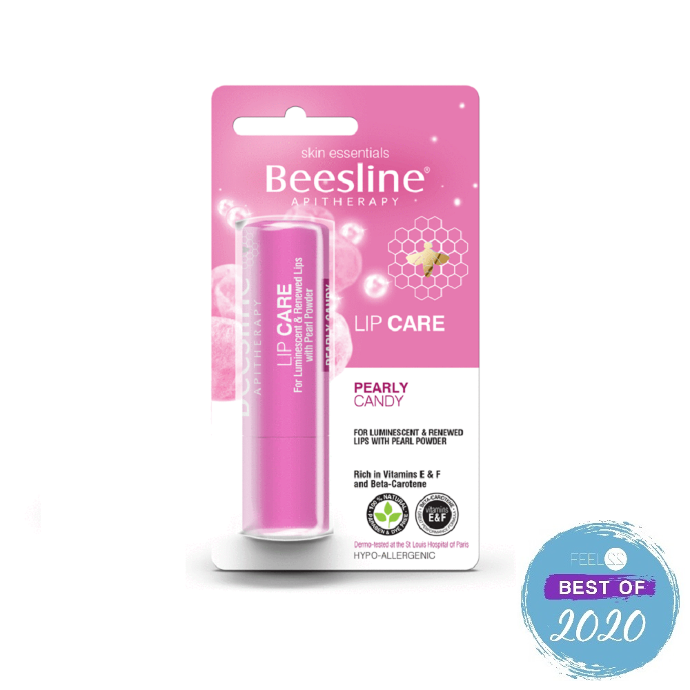 Beesline Lip Care Pearly Candy Spf10 4.5 g