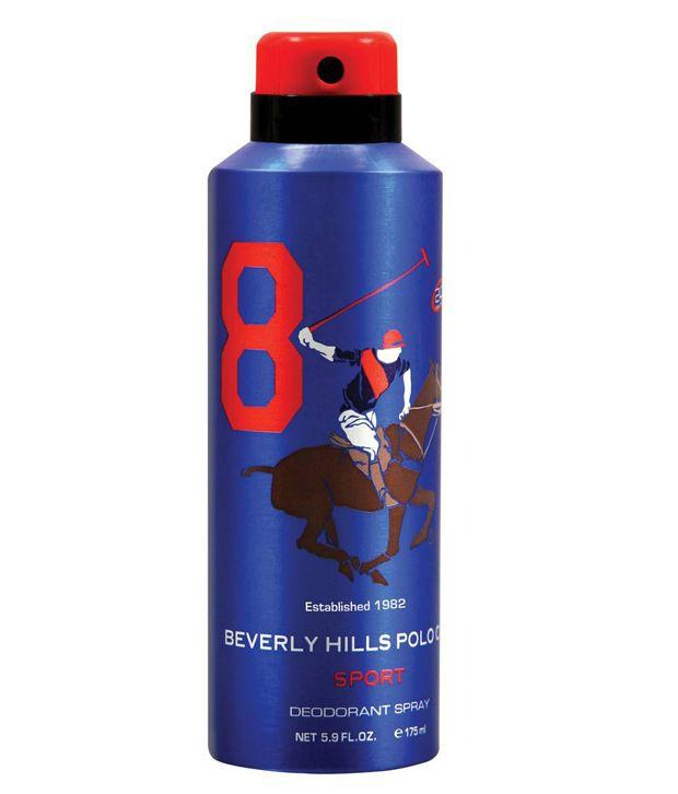 Beverly Hills Polo Club Sport Deodorant For Men