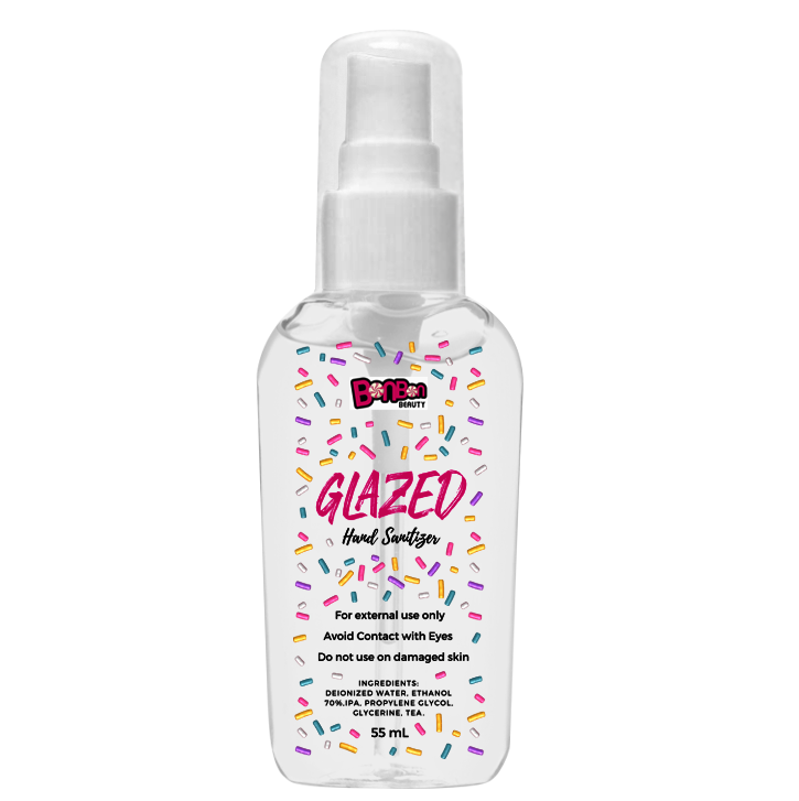 BonBon Beauty Glazed Hand Sanitizing Gel