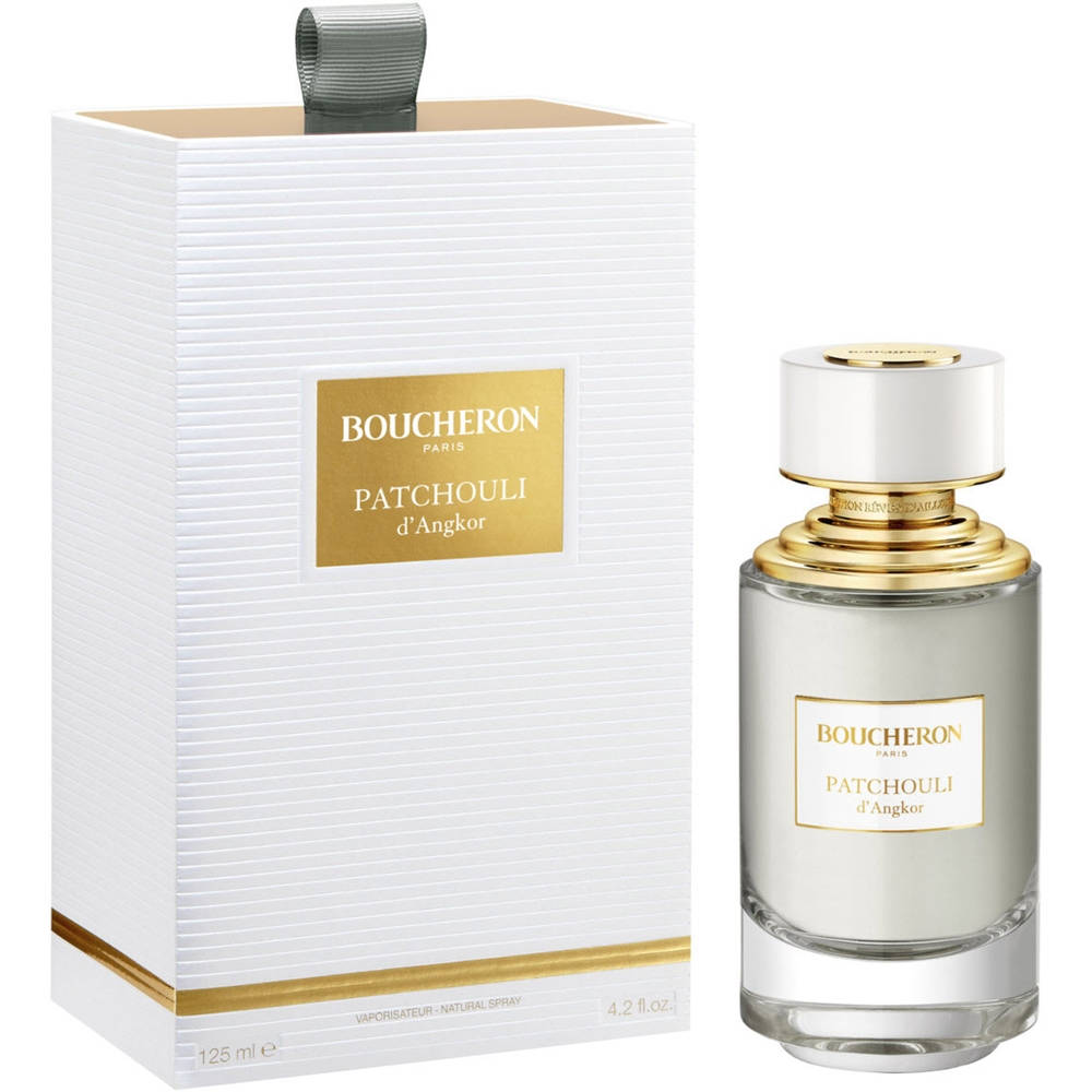 Boucheron La Collection Patchouli d'Angkor Eau de Parfum 125ml