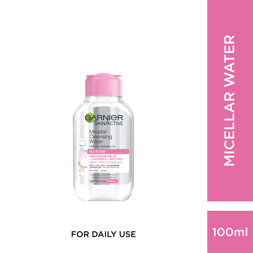 Garnier Micellar Cleansing Water Make-up Remover