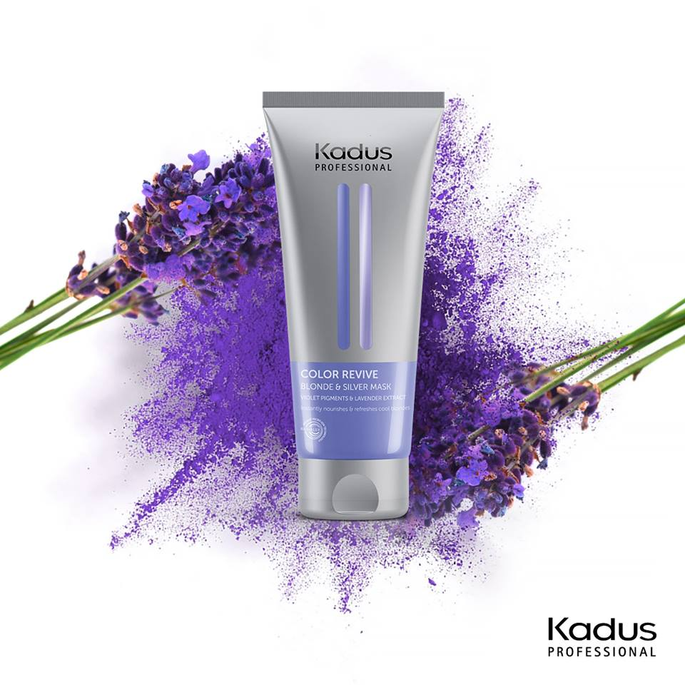 Kadus Professional Silver Mask for Blonde Hair 200ml