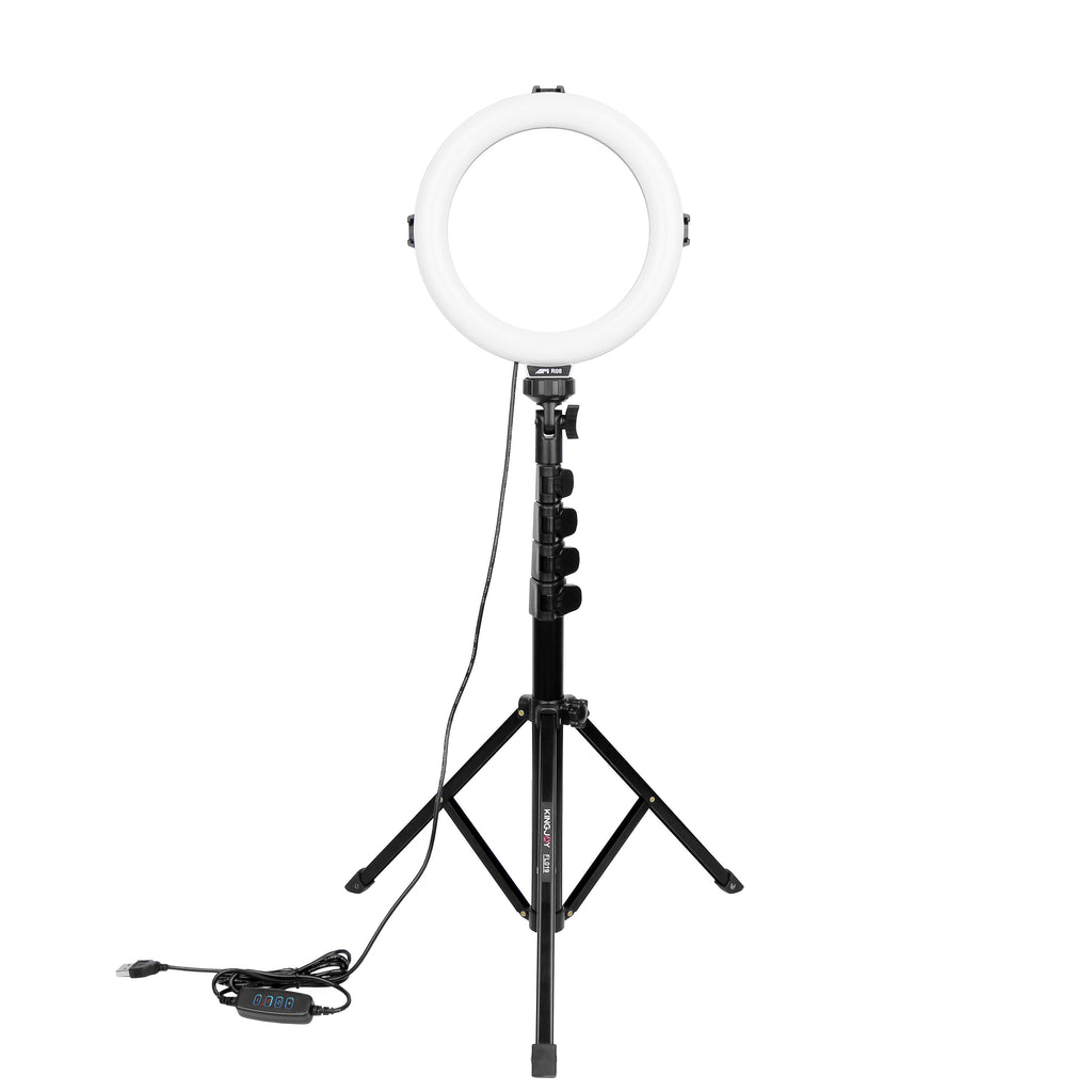 Afi 8'' Ring Light with Tripod for Mobile