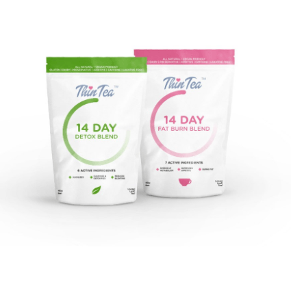 ThinTea Detox Pack - 14 Days - 2 Tea Bags
