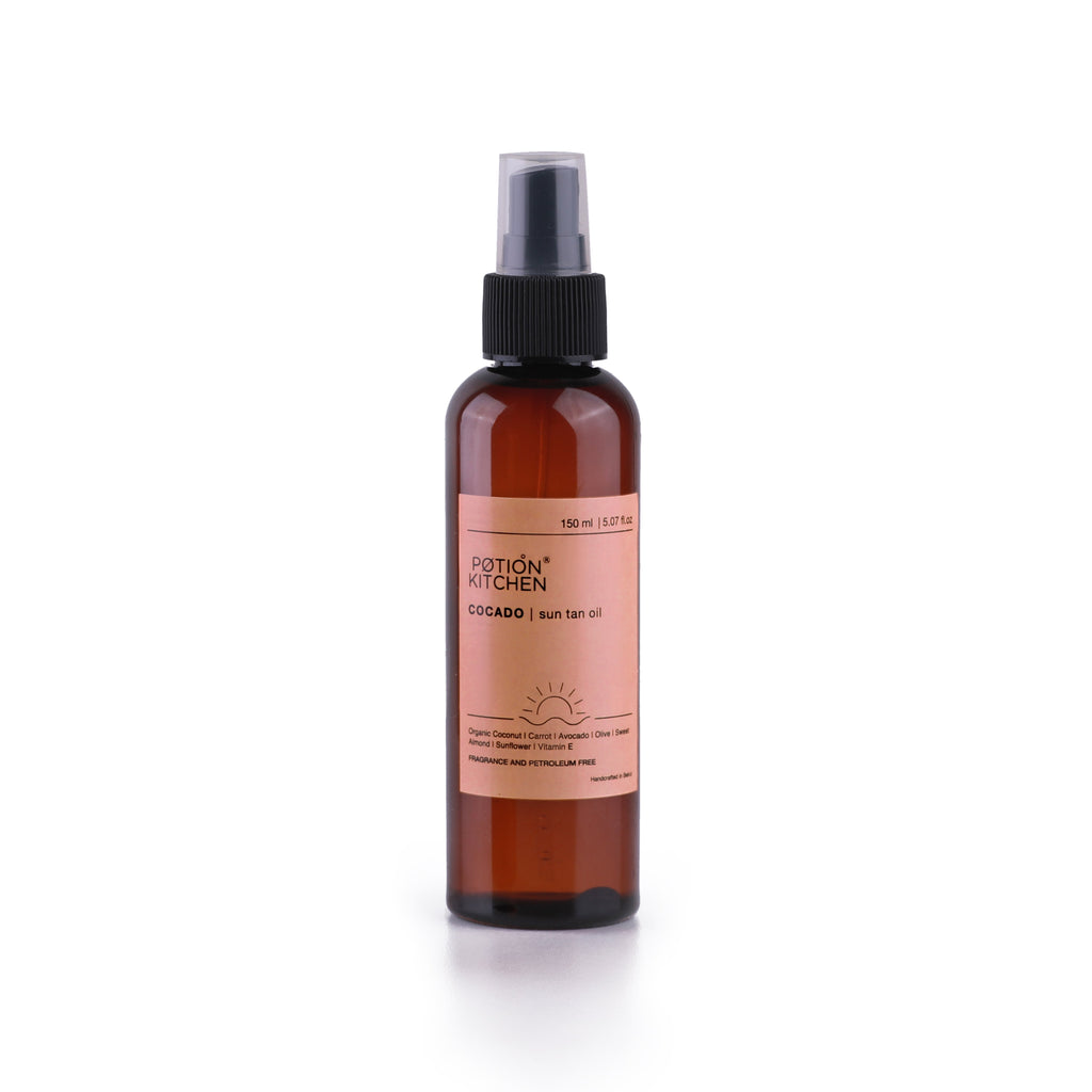 Potion Kitchen Cocado Sun Tan Oil