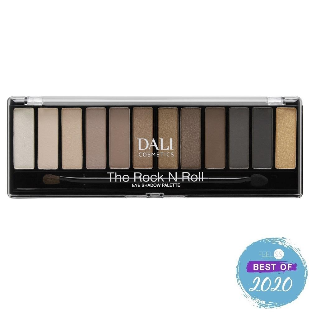 Dali Cosmetics The Rock & Roll Eyeshadow Palette