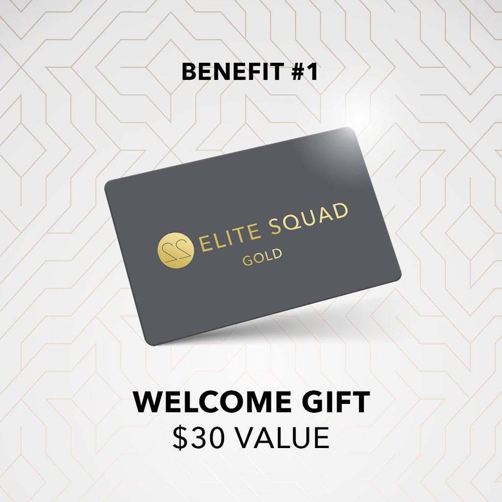 Feel22 Elite Squad - Gold Membership
