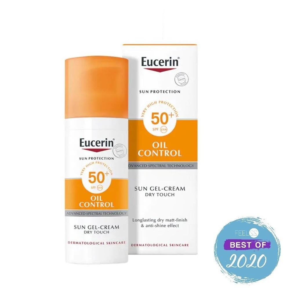 Eucerin Sun Gel-Creme Oil Control Dry Touch SPF50+ 50 ml