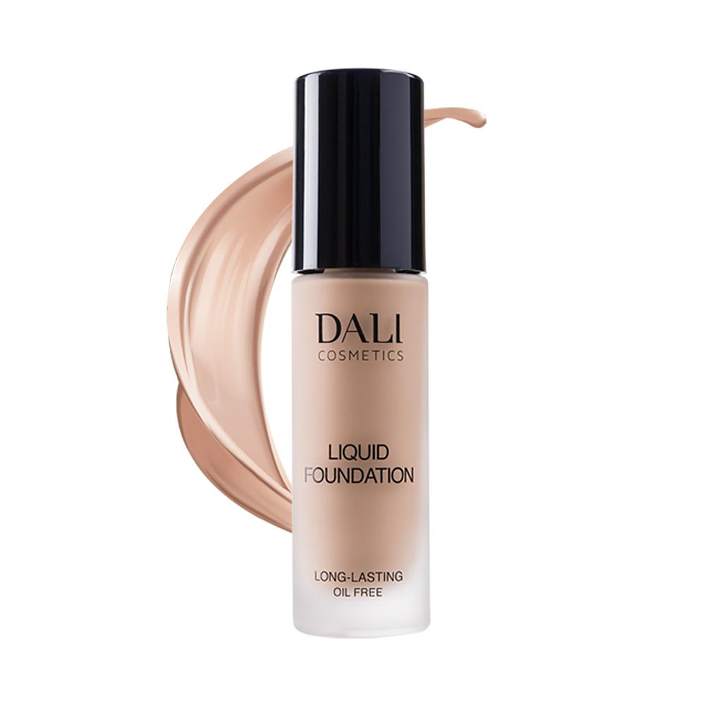 Dali Cosmetics Long Lasting Liquid Foundation