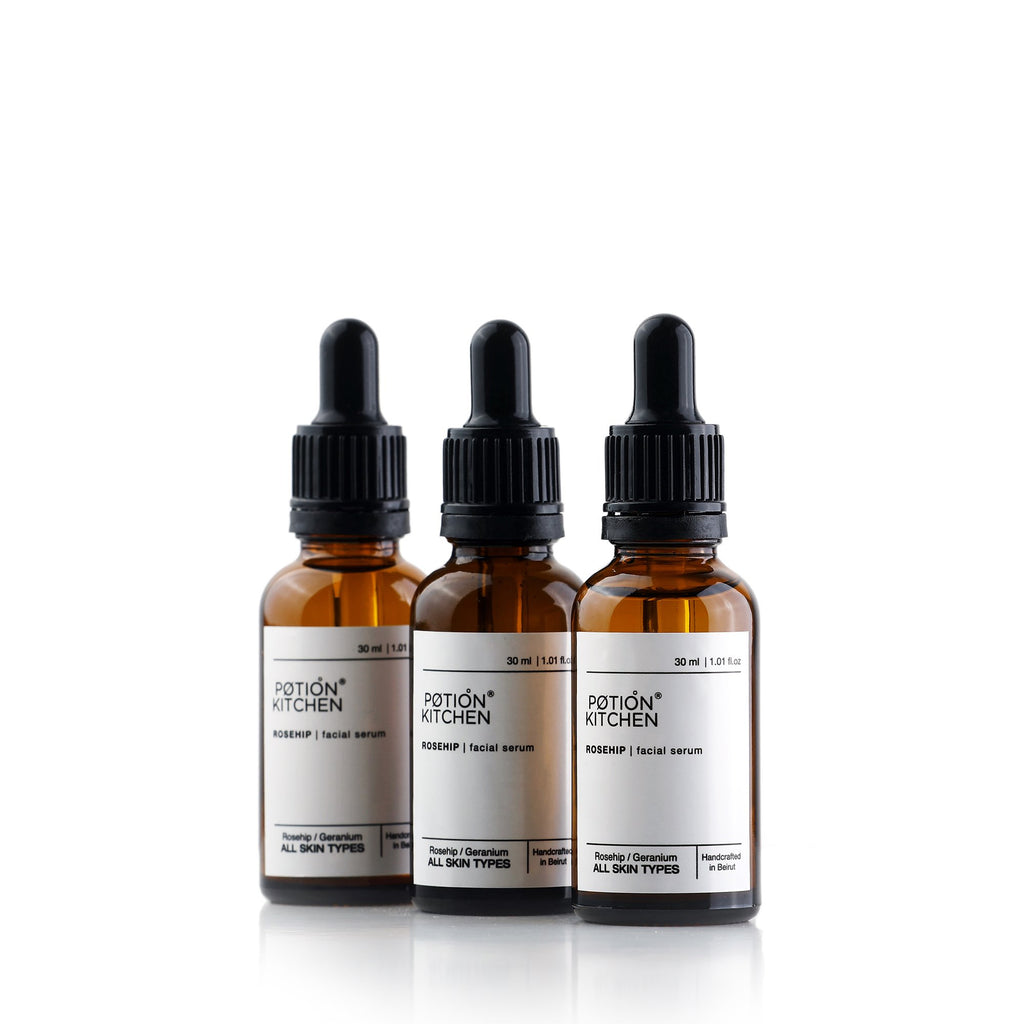 Potion Kitchen Rosehip Facial Serum