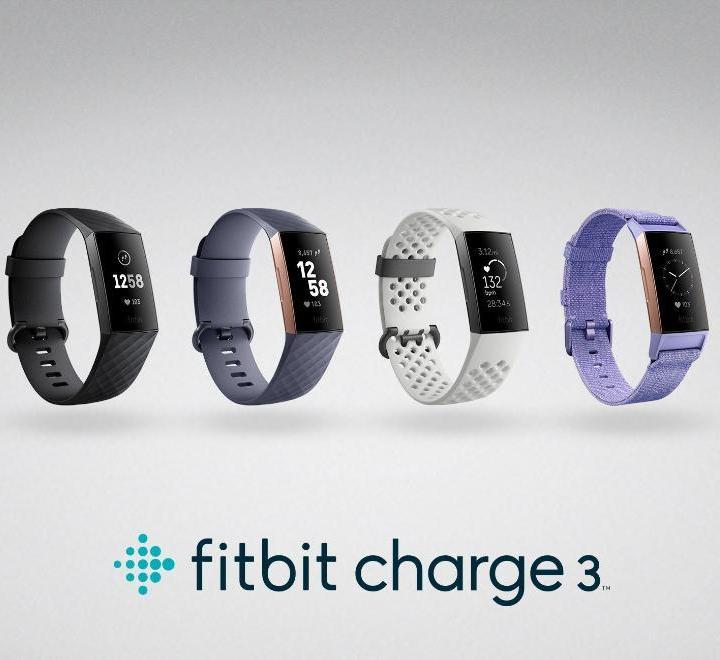 FitBit Charge 3 Fitness Tracker Watch