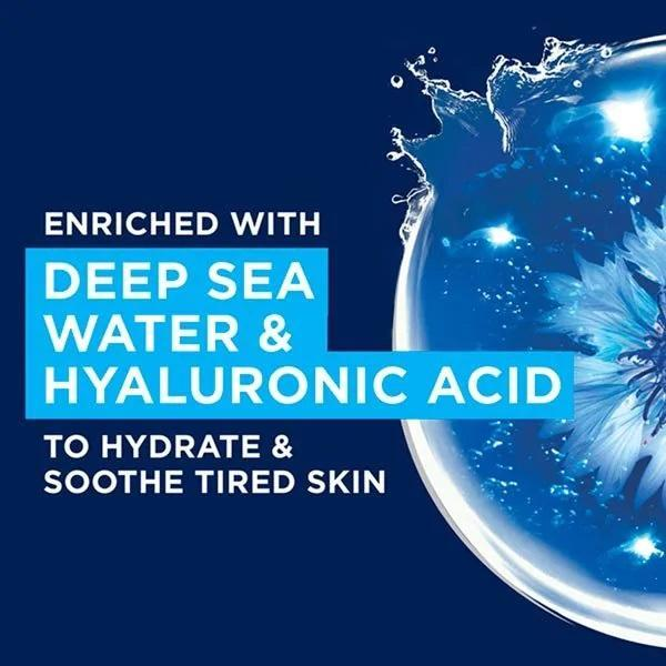 Garnier Hyaluronic Acid & Deep Sea Water Night Eye Mask