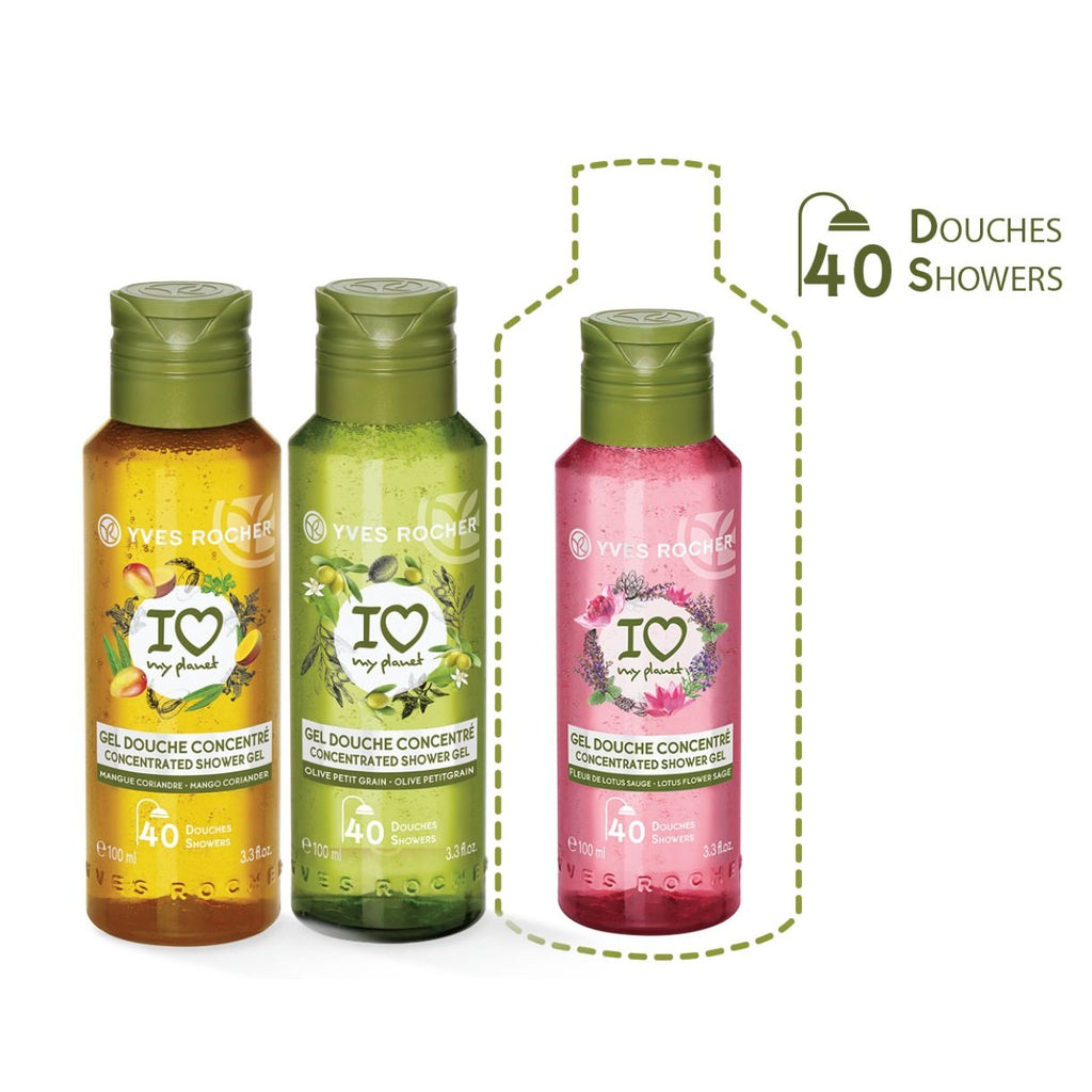 Yves Rocher November Mania Offer: Shower Gels 30% OFF