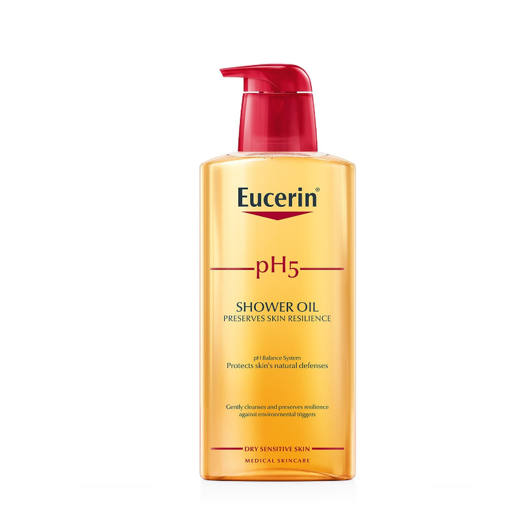 Eucerin pH5 Sensitive Skin Shower Oil
