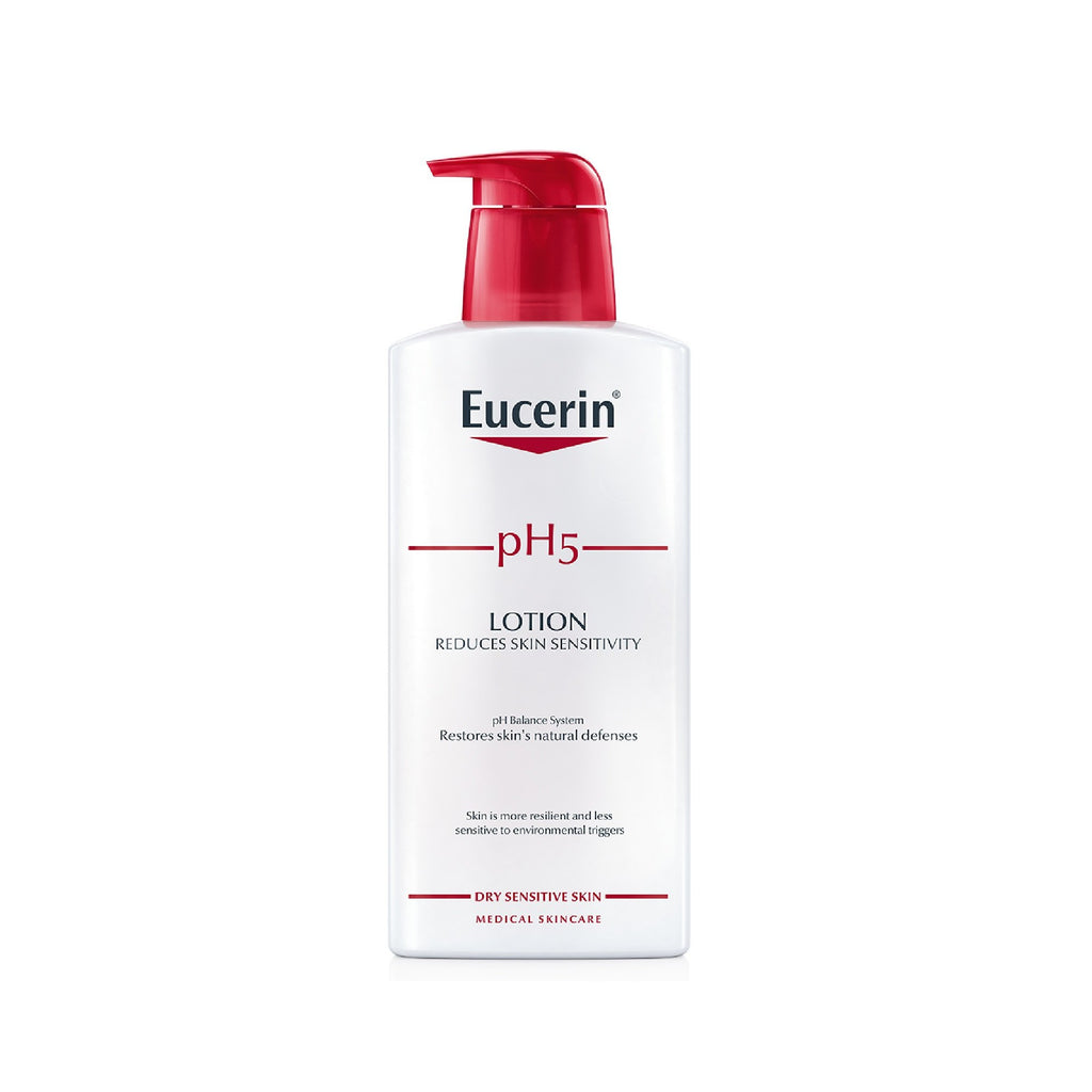 Eucerin pH5 Sensitive Skin Body Lotion