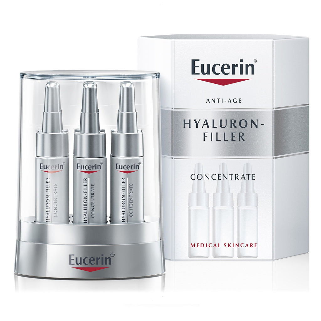 Eucerin Anti-Age Hyaluron-Filler Concentrate 6 x 5ml DISCONTINUED