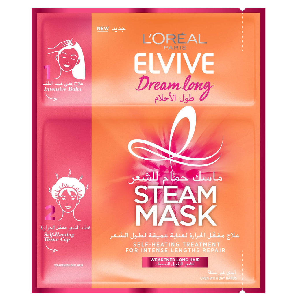 L'Oreal Paris Elvive Dream Long Steam Mask