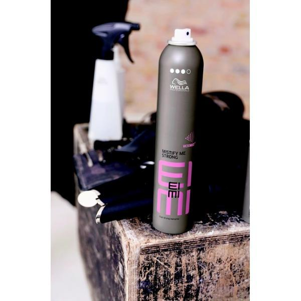 Wella Professionals Eimi Mistify Me Strong Hold 24h Hair Spray